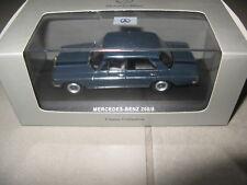 Mercedes 200/8  W115 Minichamps 1/43 Neuf Boite Mercedes