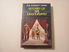 The Bobbsey Twins' #60, Mystery of the King's Puppet, Picture Cover