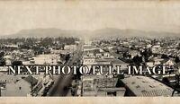 "1923 Hollywood Photo CA Vintage Panoramic Photograph 41"" Long"