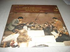 SEIJI OZAWA ERICK FRIEDMAN TCHAIKOVSKY MENDELSSOHN LP EX RCA LSC-2865 1966