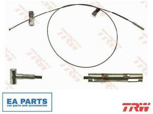 Cable, parking brake for NISSAN OPEL RENAULT TRW GCH254