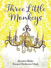 Three Little Monkeys (Hardback or Cased Book)