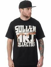 Judgment Men's Black T-Shirt by Sullen