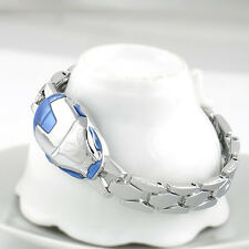 Fashion Unisex Bracelet Iron Man Transformer Style Bracelet Cosplay Hand Chain