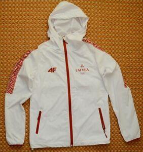 Latvia, Latvija, Women's Jacket by 4F, Olympic Games Rio 2016, Size Medium