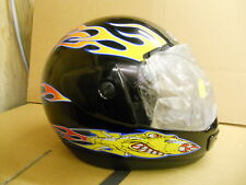 Lazer Full Face Vented Crash Helmet Size XL 61 62 Cm Only