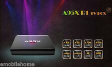 a95x R1 1GB/8GB Smart TV Box Android 5.1 QUAD CORE 32-BIT 2.4ghz 3D spina EU