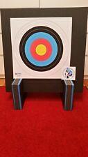 Zielscheibe mit Ständer Bogenschießen Recurvebogen 60x60x7 inkl. Auflage