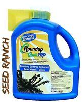 Roundup QuikPro Weed Killer Herbicide (QuickPro) - 6.8 Lbs.