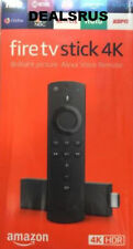 Nuevo Amazon Fire TV Stick 4K con control remoto de voz Alexa medios de transmisión 2018-Negro