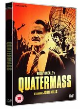 Quatermass - DVD NEW & SEALED (2 Discs) - John Mills