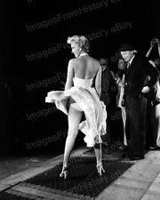 (3) 8x10 Prints Marilyn Monroe Dir Billy Wilder The Seven Year Itch 1954 #BW0123
