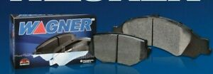 NEW WAGNER REAR BRAKE PADS DB1865WB - FITS AUDI A3 BP - FREE AU POST