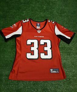 NFL Michael Turner Atlanta Falcons Womans Jersey sz Small