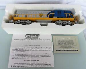 "Williams Electric Trains 0298H  ""Delaware & Hudson""  GP7 Road # 205 NIB O Scale"