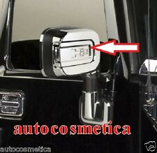 cover specchi in abs cromo Hummer h2 2007-2011