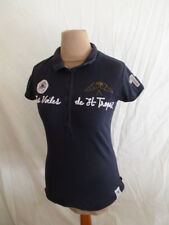 Polo vintage Les Voiles de Saint Tropez Kappa Bleu Taille S à - 60%