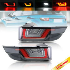 LED Taillight for Rang Rover Evoque 12-18 4IN1 Dynamic Turn Signal Reverse Lamp