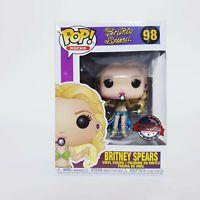 Britney Spears #98 Funko Pop Vinyl Special Edition