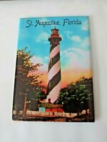 "Rare Collectable St. Augustine (Florida) Lighthouse Magnet  2.25"" W x 3"" H"