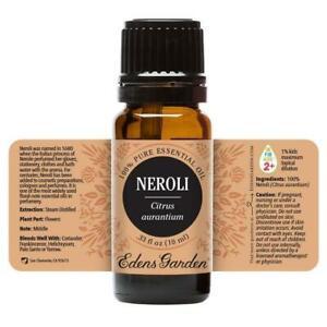 RARE Eden's Garden NEROLI Essential Oil 5 ml - Citrus Aurantium - FULL unused