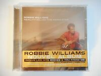 ROBBIE WILLIAMS : REALITY KILLED THE VIDEO STAR || CD NEUF ! PORT 0€