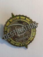 DLR - D23 Destination D - Logo 55 Disney Pin LE (B8)
