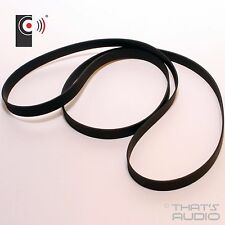 Fits PIONEER Replacement Record Player Turntable Belt PL112D PL335 PL340 PL512