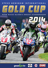 Scarborough International Gold Cup Road Races - Review 2014 (New DVD) Racing