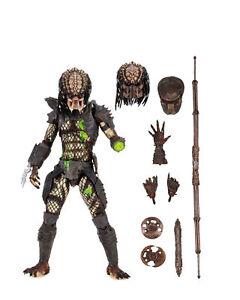 "Predator 2 - Ultimate Battle Damaged City Hunter - 7"" Action Figure - NECA"
