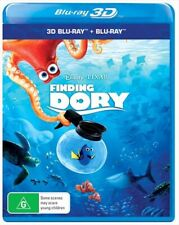 Finding Dory, Blu-ray 3D