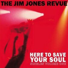 Jim Jones Revue - Here To Save Your Soul (NEW CD)