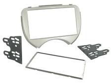 Panel Doble 2 DIN compatible NISSAN Micra K13 da 2010 vano max 101x178 mm