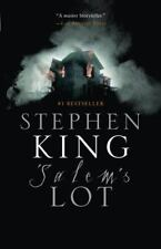 'Salem's Lot by Stephen King (2013, Paperback)
