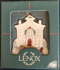 "Lenox ~ ""Sheffield Manor� ~ Porcelain Ornament ~ Victorian Home Collection"