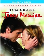JERRY MAGUIRE (20TH ANNIVERSARY EDITION) - BLU RAY - Region free - Sealed