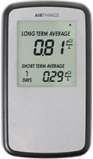 Airthings Corentium Home Radon Detector Gas Emissions Accurate Digital Display