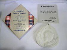 Laszlo Ispanky Angels of the World Scottie of Scotland 1986 ornament Mib