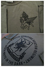 160th NIGHT STALKERS SOAR Spec OPS Aviation T-Shirt Ultra Cotton LARGE