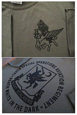 160th NIGHT STALKERS SOAR Spec OPS Aviation T-Shirt Ultra Cotton XL