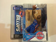 McFarlane Toys Chauncey Billups figure 2006 Detroit Pistons NBA new Series 11