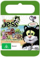 Guess With Jess: Volume 1 ( DVD ) Kids Educational - REGION 4