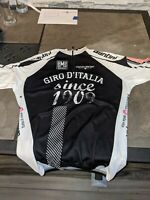 Cycling Jersey Made in Italy by Santini Used in Good Condition