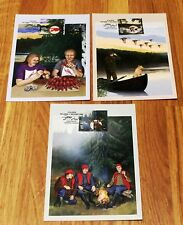 Finland Maximum Cards 2010 Autumn Traditions Hunting Crayfish Excellent Quality
