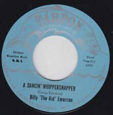 "BILLY The Kid EMERSON Dancin' Whippersnapper TARPON Re7"" Full Tilt 1966 R&B HEAR"