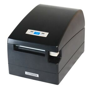 Citizen CT-S2000 Thermal POS receipt Printer Parallel USB CT-2000 S2000 2000 JM