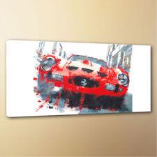 Ferrari логотип-холст или распечатать настенное искусство