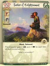 Legend of the five rings LCG - 1x #059 Seeker of illuminazione-Base Set
