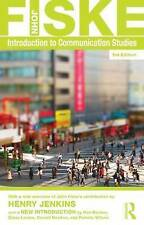 Introduction to Communication Studies (Studies in Culture and-ExLibrary