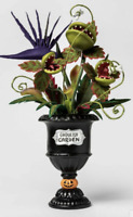 NEW! Target Ghoulish Garden Halloween Hyde and eek Scary Plant--Sold out!